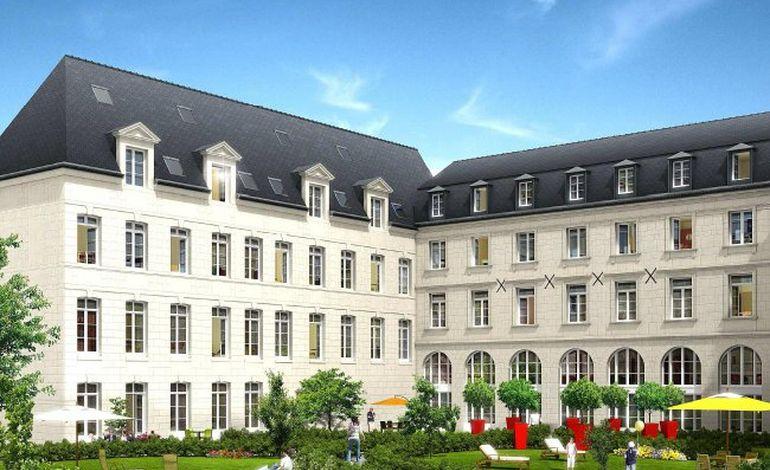 Rue Beauvoisine, l'ancien collège Bellefonds est prêt à changer de vie