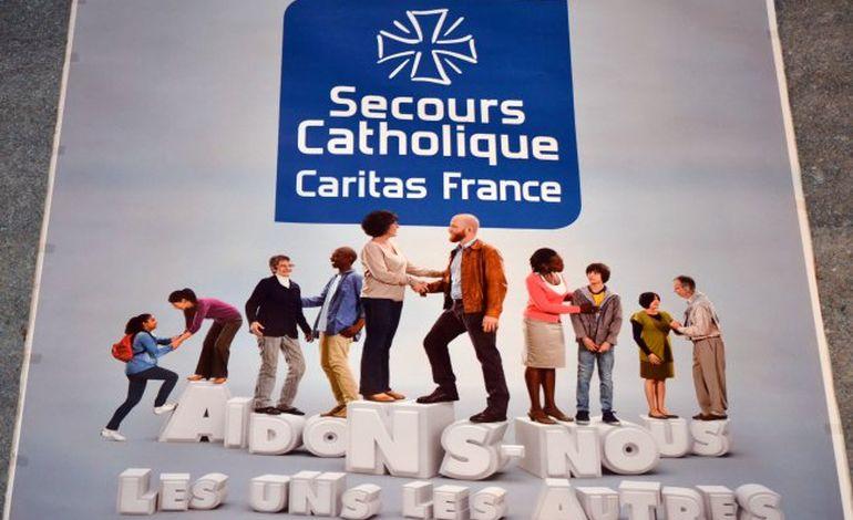 Collecte nationale du secours catholique le 17 novembre - Secours catholique sete ...
