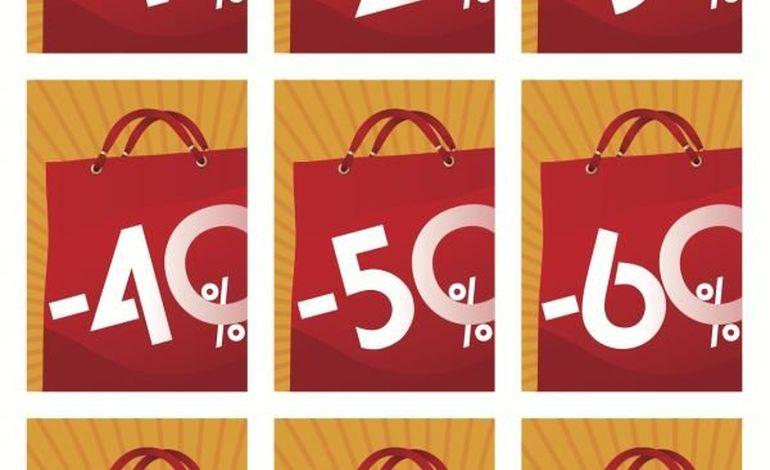 Les soldes d'hiver : d'abord en centres commerciaux, après sur internet