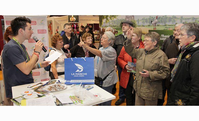Salon de l 39 agriculture 2014 des cadeaux sur l 39 espace manche - Salon de l agriculture 2014 dates ...