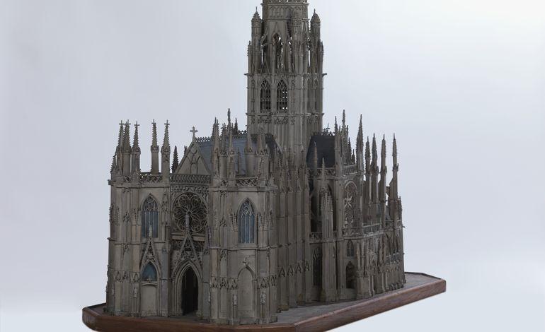 Le musée départemental des Antiquités à Rouen ouvre ses portes