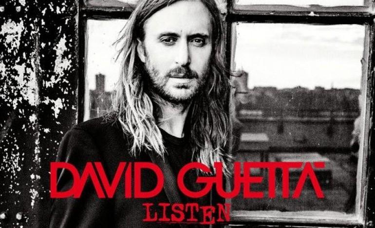 """David Guetta fait appel à Nicki Minaj et John Legend pour son album """"Listen"""""""