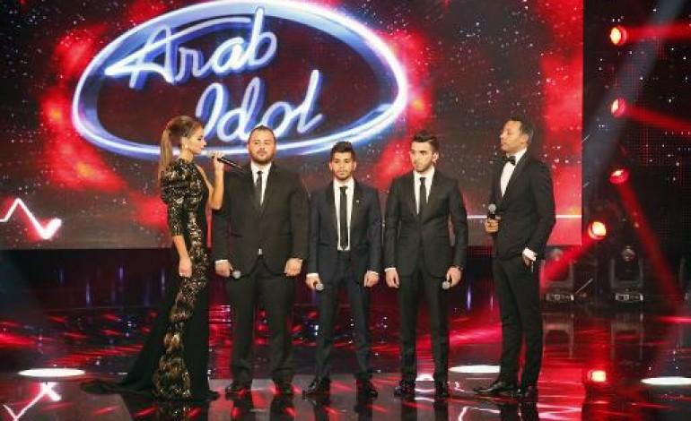 En pleine guerre, un chanteur syrien sacré idole du monde arabe