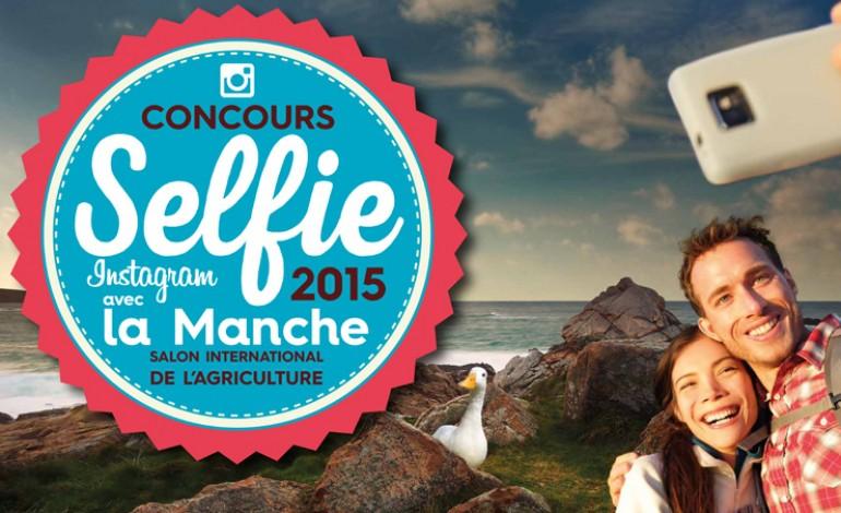 Salon de l 39 agriculture la manche lance un concours de selfies - Salon de l agriculture resultat concours ...