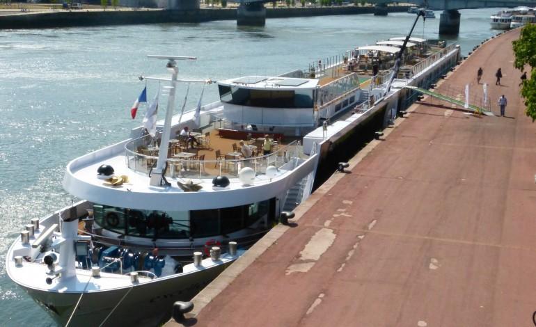 Les croisières sur la Seine ont le vent en poupe à Rouen