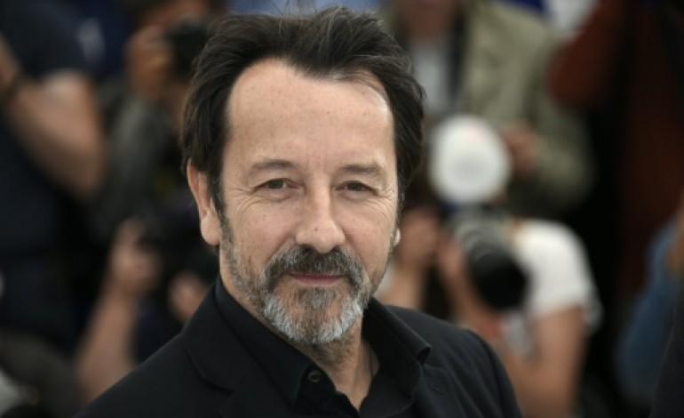 Ouverture du Festival du film d'Angoulême, présidé par Jean-Hugues Anglade