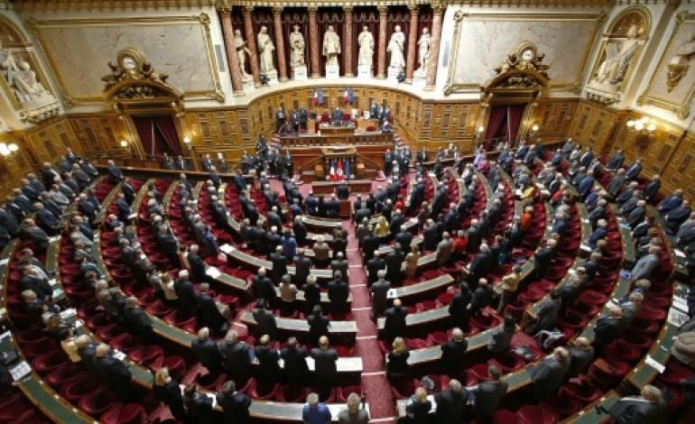 Sénat: les absents de l'hémicycle vont devoir mettre la main au portefeuille