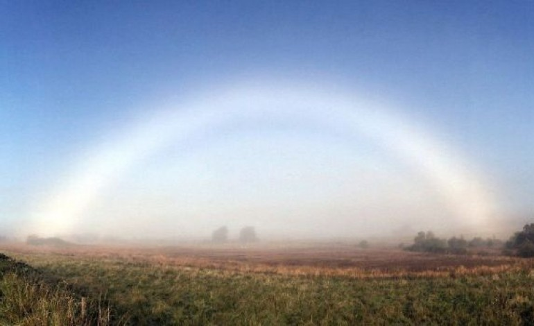 Un arc-en-ciel blanc observé en Ecosse.