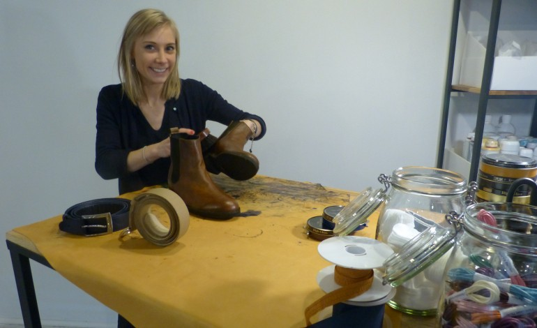 L'atelier Valgus à Rouen : des chaussures made in Normandie