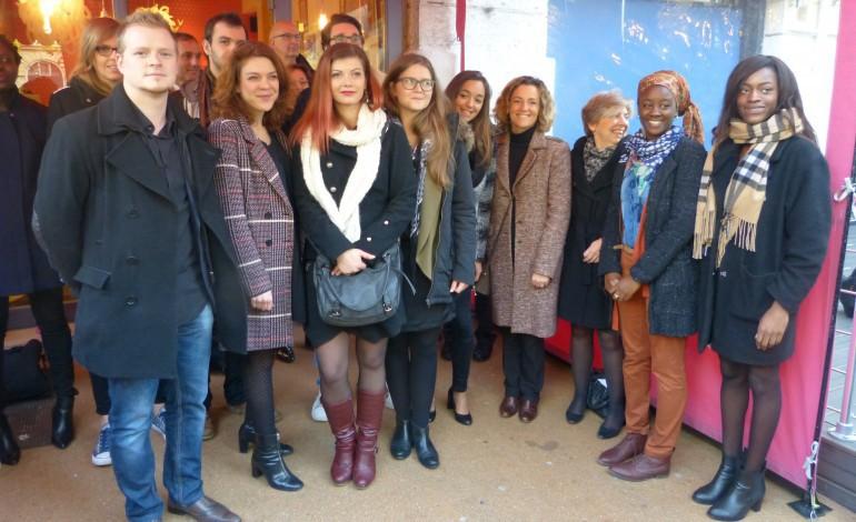 Rouen : les lauréats Créactifs récompensés