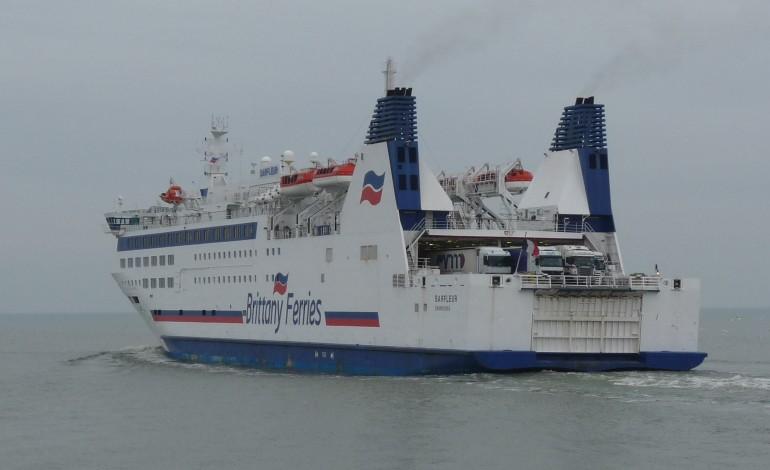 Cherbourg. Trois passagers clandestins interpellés sur un ferry