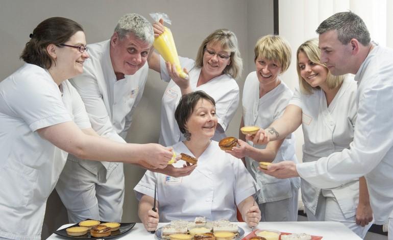CHU de Rouen : des pâtisseries enrichies pour tout le pays