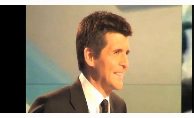 Thomas Sotto de BFM-TV remplace Guy Lagache sur M6
