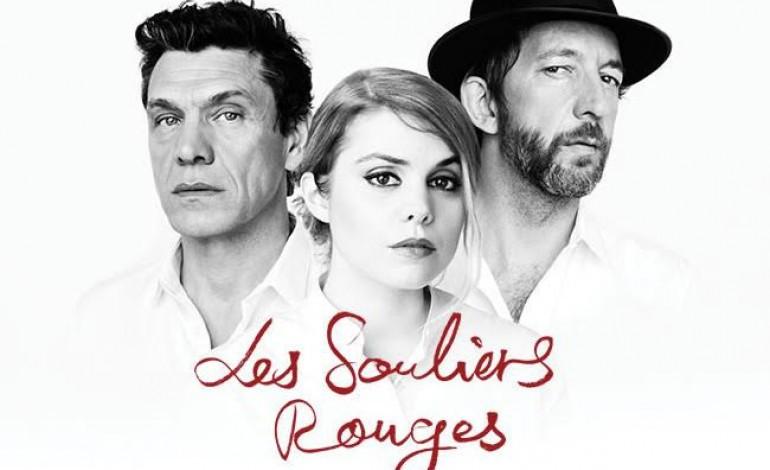 """Coeur de Pirate, Arthur H et Marc Lavoine dans """"Les Souliers Rouges"""""""
