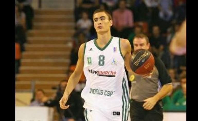 Basket, Nationale 1 : un double champion de France rejoint Caen