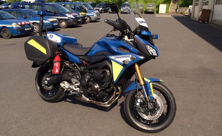 De nouvelles motos pour les gendarmes de la Manche