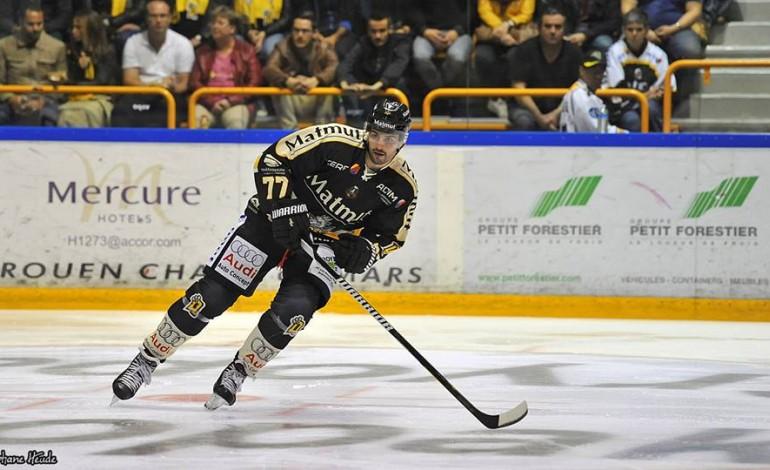Hockey: les Dragons de Rouen en déplacement à Grenoble