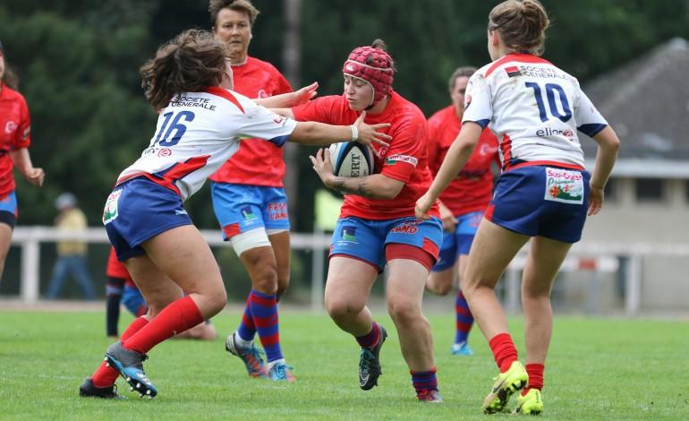 Rugby féminin : l'Ovalie caennaise n'était pas loin d'un premier succès