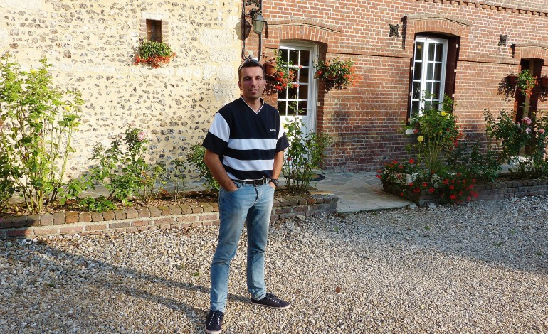 Normandie : rencontre avec Sébastien Duramé, candidat de L'amour est dans le pré