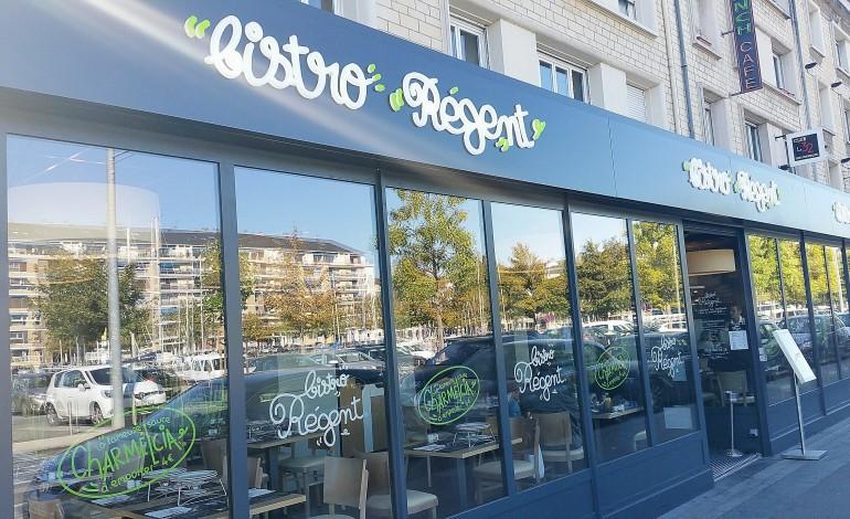 Bonne table à Caen: le Bristro Régent, quai Vendeuvre