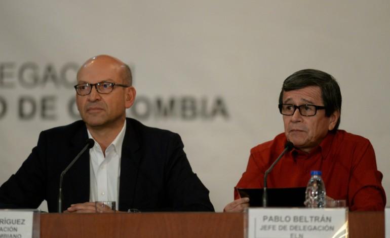 Colombie: début des négociations entre ELN et  gouvernement le 27 octobre