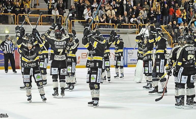 Hockey sur glace : après la défaite à Bordeaux, les Dragons de Rouen reçoivent Nice