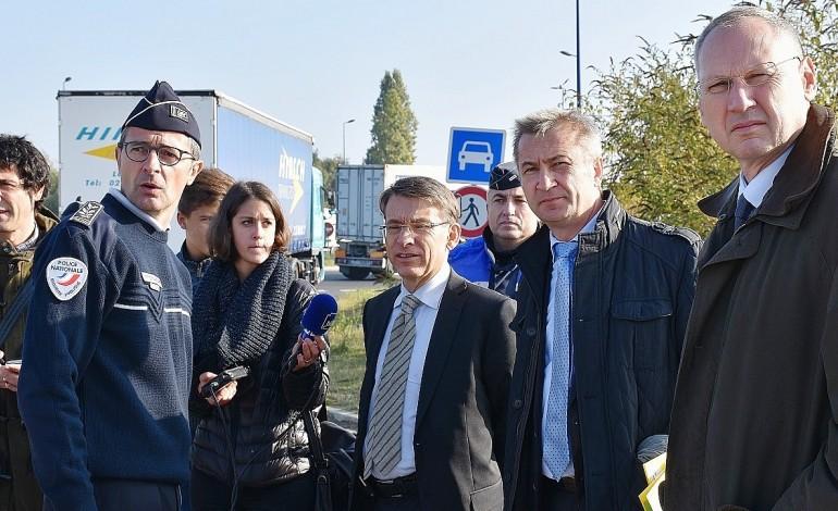 Sécurité routière à Rouen : le délégué interministériel en visite constate 48 excès de vitesse