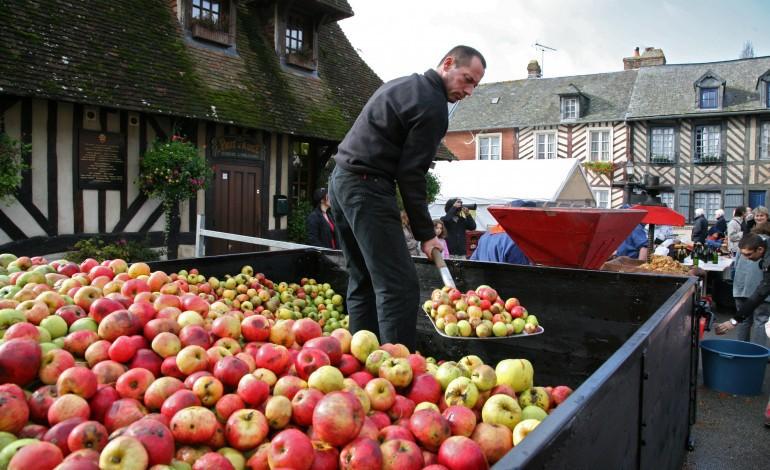 Calvados: La fête du cidre 2016 à Beuvron en Auge dimanche 23 octobre