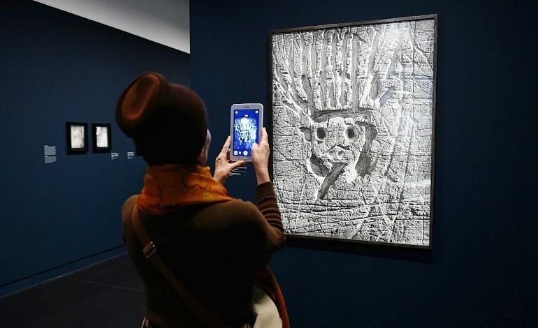 Beaubourg: le jour où Brassaï fit entrer le graffiti au musée