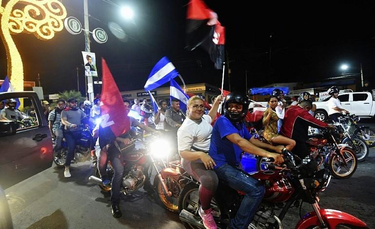Nicaragua: 4e mandat présidentiel pour Daniel Ortega