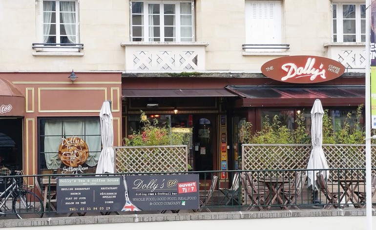 Bonne Table à Caen : Le Dolly's, 16 avenue de la Libération