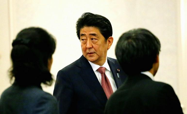 """Le Premier ministre japonais prêt à faire """"confiance"""" à Donald Trump"""