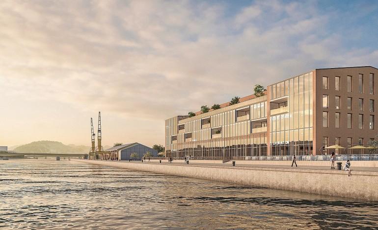 À Rouen, les start-up auront bientôt leur village
