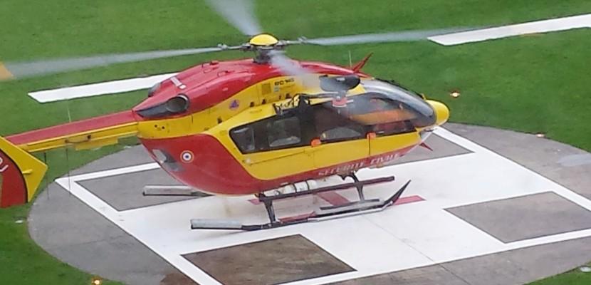 Accident dans la Manche, pronostic vital engagé pour un enfant de 9 ans