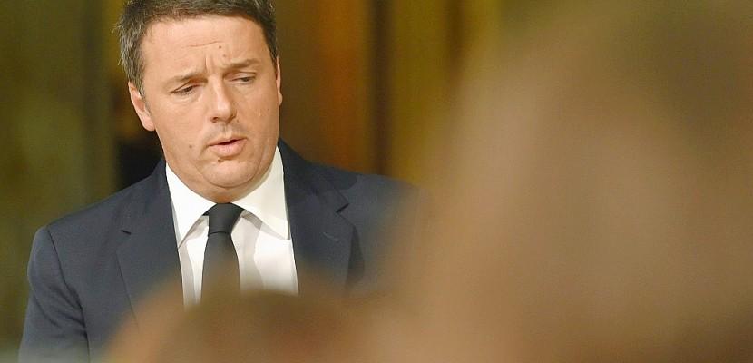Référendum: Matteo Renzi annonce sa démission