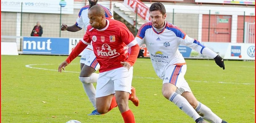 Football: le FC Rouen s'impose contre Grand-Quevilly