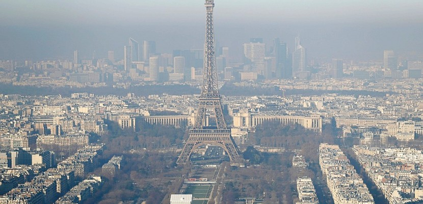 Pollution: circulation alternée mardi à Paris et en proche banlieue