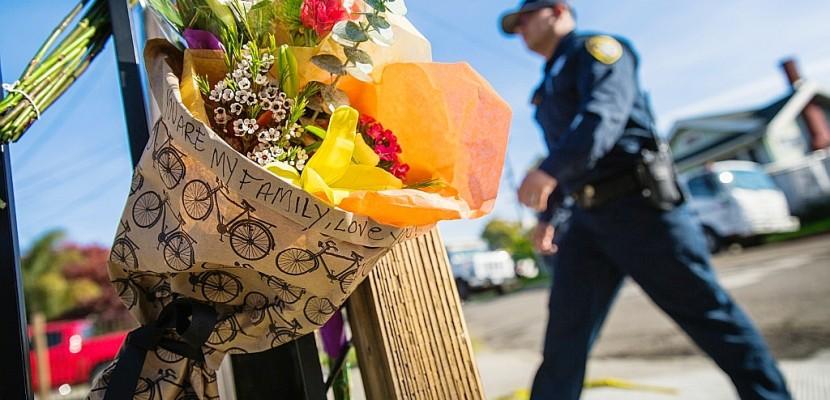 Etats-Unis: au moins 36 morts dans l'incendie d'Oakland
