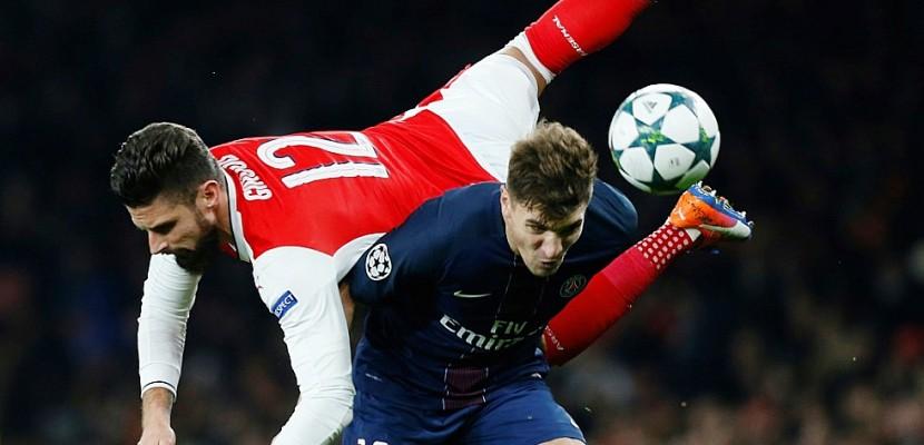 Ligue des champions: Giroud (Arsenal), super remplaçant, super frustré