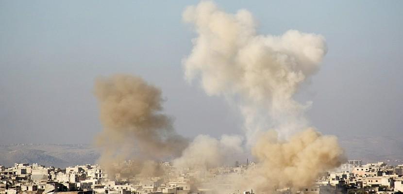 Syrie: le régime s'empare de cinq nouveaux quartiers rebelles à Alep