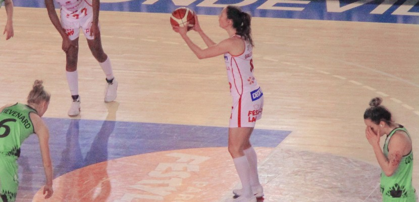 Basket : l'USO Mondeville à Tarbes pour enchaîner