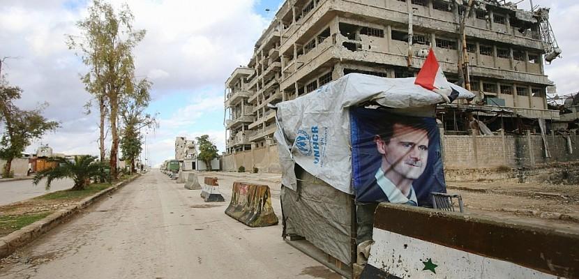Assad: une victoire à Alep anticipera la fin de la guerre