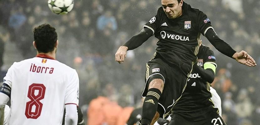 Ligue des champions: Lyon, trop loin du miracle