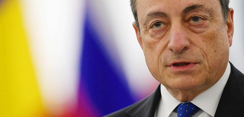La BCE de nouveau prête à agir face aux risques politiques