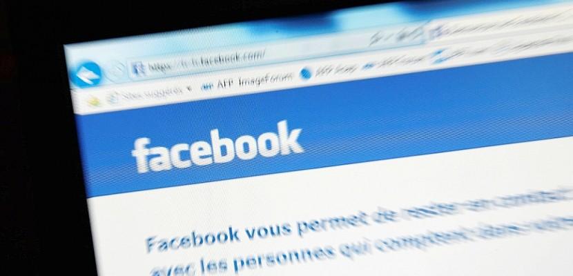 Facebook: la présidentielle et l'Euro, sujets les plus discutés en France en 2016