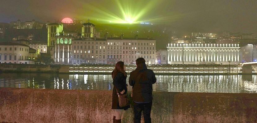 La Fête des Lumières s'ouvre à Lyon sous haute sécurité