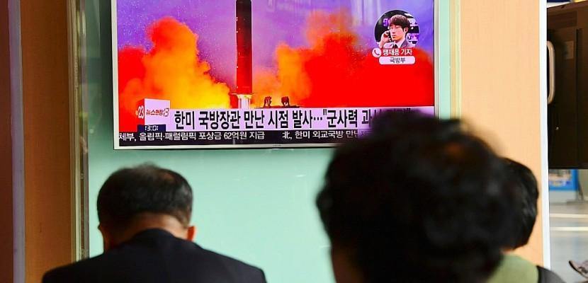 La Corée du Nord peut lancer un missile nucléaire