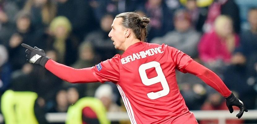 Europa League: Manchester United qualifié, Saint-Etienne finit premier