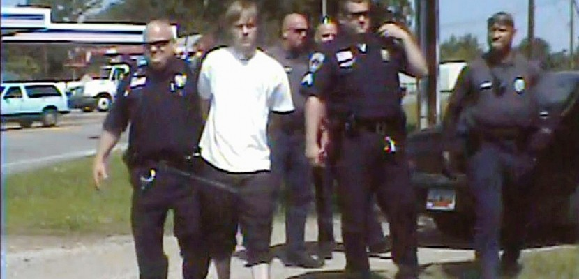 Au procès Dylann Roof, plongée dans le bain de sang de Charleston