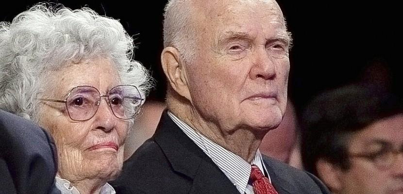 Le légendaire astronaute américain John Glenn s'éteint à 95 ans